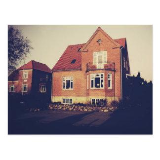ヒレレズ、コペンハーゲンの家 ポストカード