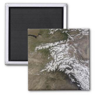 ヒンズークシ山脈 マグネット