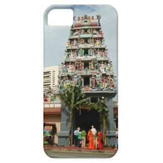 ヒンズー教の寺院、シンガポール iPhone SE/5/5s ケース