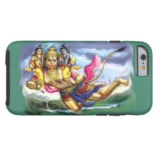 ヒンズー教の神のhanumanのりんごのiphoneの堅い場合のデザイン ケース