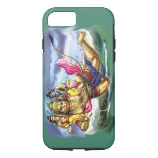 ヒンズー教の神のhanumanのりんごのiphoneの堅い場合のデザイン iPhone 8/7ケース