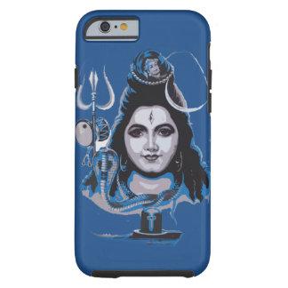 ヒンズー教の神のshivaのりんごのiphoneの堅い場合のデザイン ケース