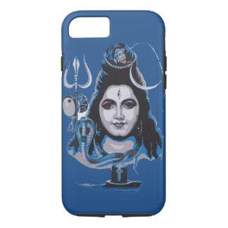 ヒンズー教の神のshivaのりんごのiphoneの堅い場合のデザイン iPhone 8/7ケース