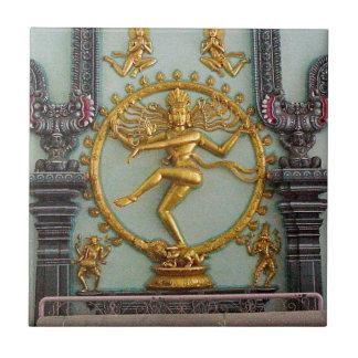 ヒンズー教の神、Shiva タイル