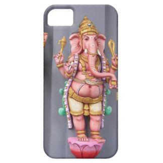 ヒンズー教の神Ganesha、シンガポール iPhone SE/5/5s ケース