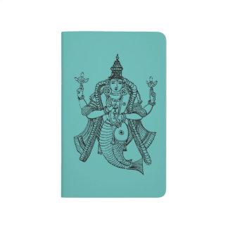 ヒンズー教: Vishnu ポケットジャーナル