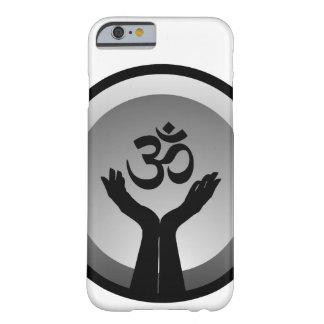 ヒンズー教omの記号の記号 barely there iPhone 6 ケース
