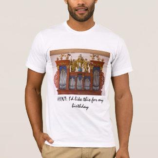 ヒント: 私は私の誕生日のためのこれを- Ingelheim好みます Tシャツ