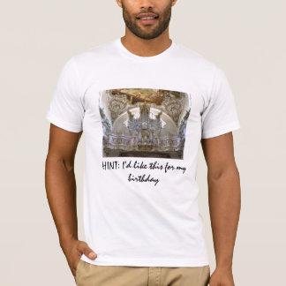 ヒント: 私は私の誕生日のためのこれを- Steingaden好みます Tシャツ