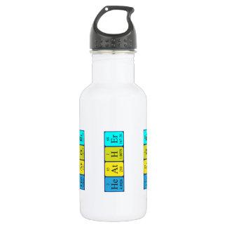 ヒースの周期表の名前の水差し ウォーターボトル