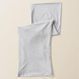 ヒースの灰色のジャージーのスカーフ スカーフ
