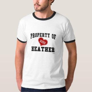 ヒースの特性 Tシャツ