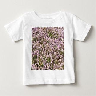ヒースの花 ベビーTシャツ