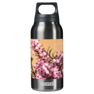 ヒースのLiberyのピンクのボトル 断熱ウォーターボトル