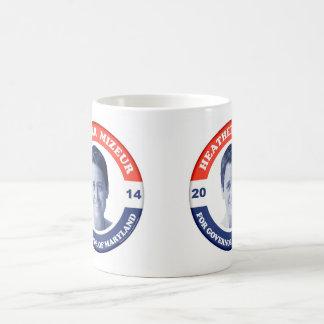 ヒースのMizeurのレトロのマグ コーヒーマグカップ