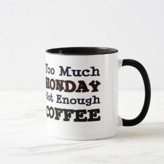 ヒース月曜日 マグカップ