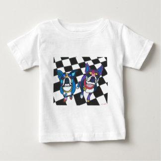 ヒースGallerによるボストンテリア ベビーTシャツ