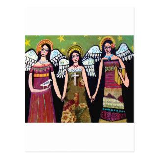 ヒースGallerによるメキシコ天使 ポストカード
