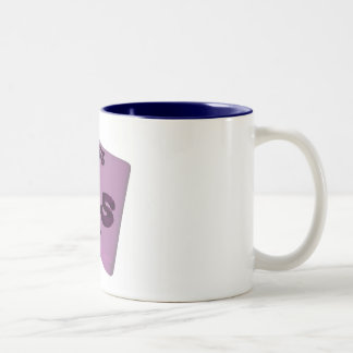ヒ素として ツートーンマグカップ