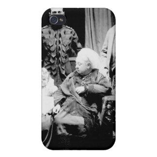 ビクトリアの皇帝ニコラス女王II iPhone 4/4Sケース
