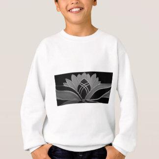 ビクトリアの花 スウェットシャツ