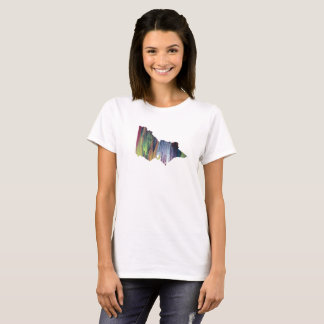 ビクトリアシルエット Tシャツ