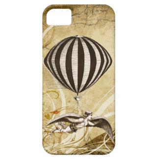 ビクトリアンで飛んでいるな人 iPhone SE/5/5s ケース