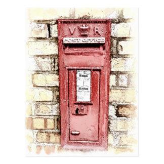 ビクトリアンなイギリス ポストカード