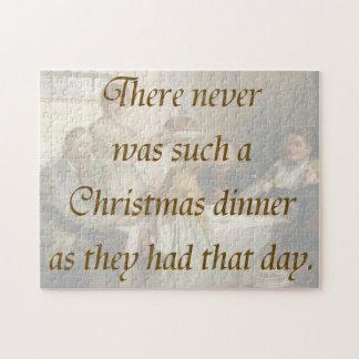 ビクトリアンなクリスマス ジグソーパズル