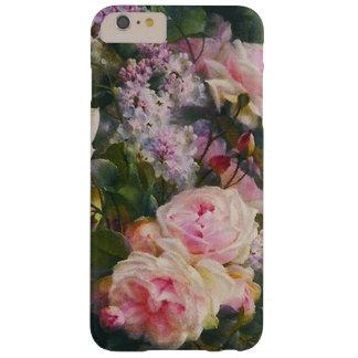 ビクトリアンなバラおよびライラック BARELY THERE iPhone 6 PLUS ケース
