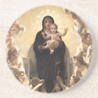 ビクトリアンな天使、Bouguereau著レジーナAngelorum コースター