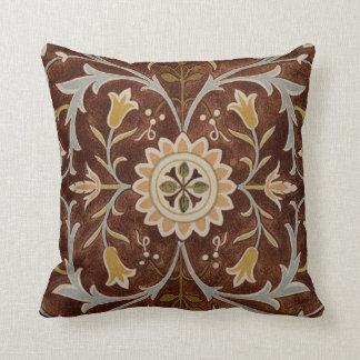 ビクトリアンな織物のデザイン- 1 クッション