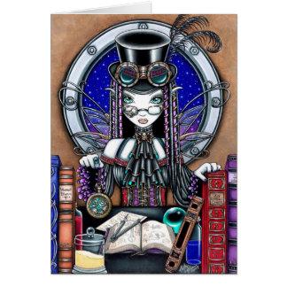 ビクトリア蒸気のパンクの妖精の国カード カード