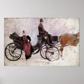 ビクトリア、c.1895 ポスター