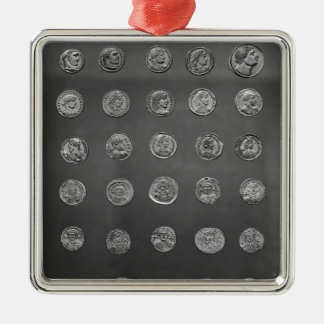 ビザンチンおよびローマの硬貨、04第10世紀 メタルオーナメント