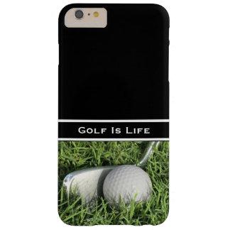ビジネスゴルフテーマ BARELY THERE iPhone 6 PLUS ケース