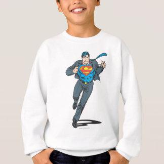 ビジネス服装のスーパーマン スウェットシャツ