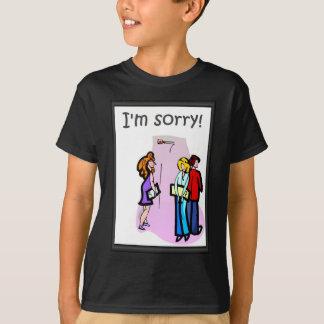 """ビジネス相棒""""私はです残念"""" Tシャツ"""