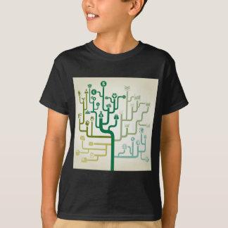 ビジネス迷路 Tシャツ