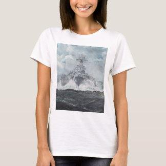 ビスマルク23rdMay 1941年。2014年のためのフードの頭部 Tシャツ