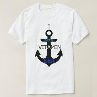 ビタミンの海 Tシャツ