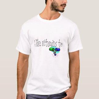 ビタミン Tシャツ
