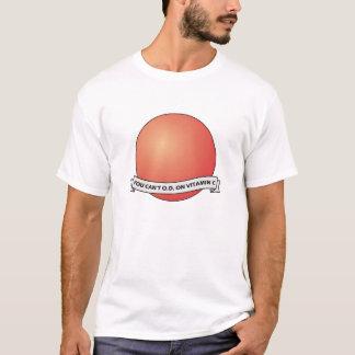 ビタミンCのODを傾けます Tシャツ