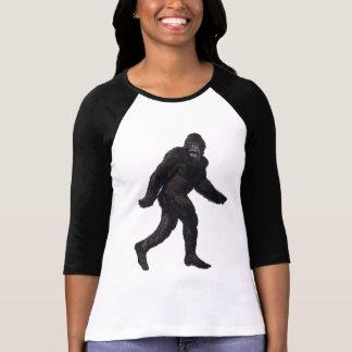 ビッグフットのサスカッチYetti Tシャツ