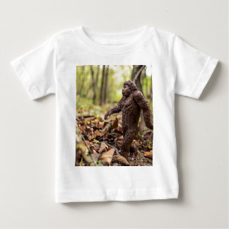 ビッグフットの乳児のTシャツ ベビーTシャツ