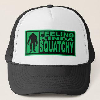 ビッグフットの版を見つけるちょっとSQUATCHYの帽子を感じること キャップ