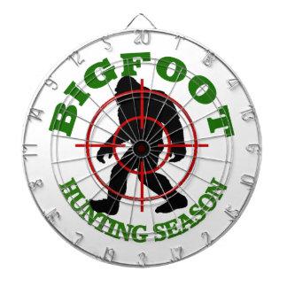 ビッグフットの狩猟期 ダーツボード