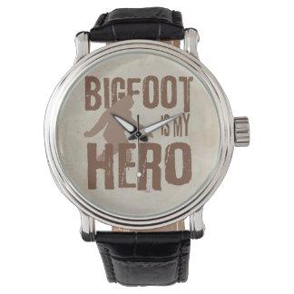 ビッグフットは私の英雄です 腕時計