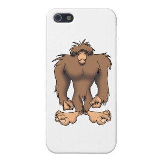 ビッグフット iPhone 5 カバー
