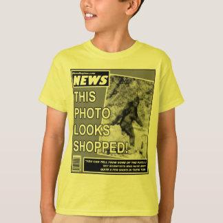 ビッグフットBamboozlement Tシャツ